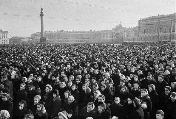 Прощание со Сталиным - Фото №0