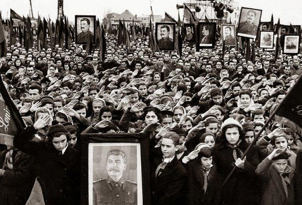 Прощание со Сталиным - Фото №1