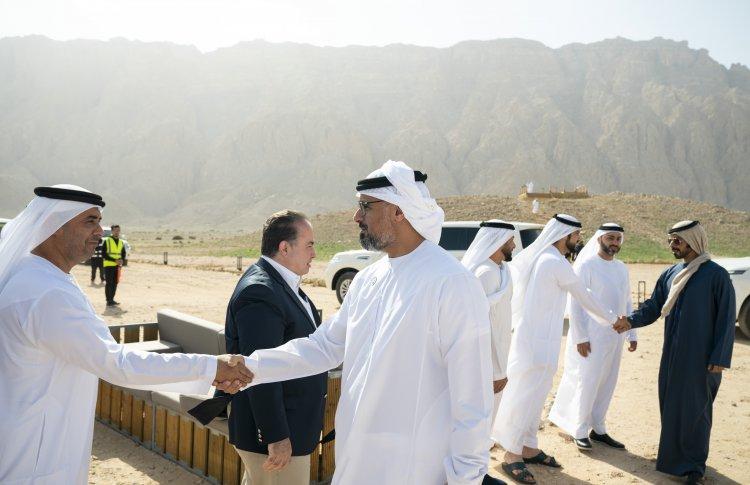 В Абу-Даби открыли необычный парк