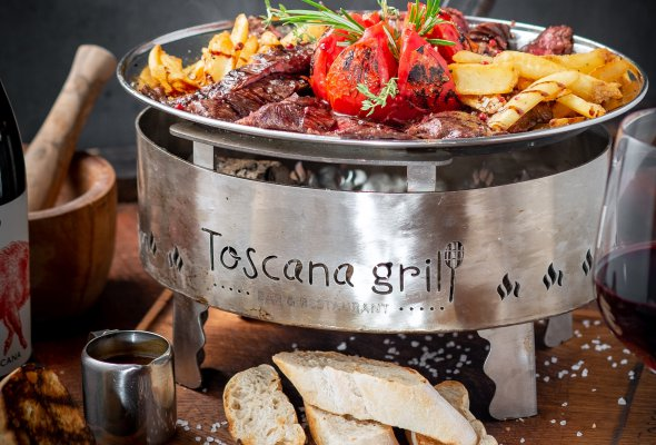 Ресторан Toscana Grill - Фото №2