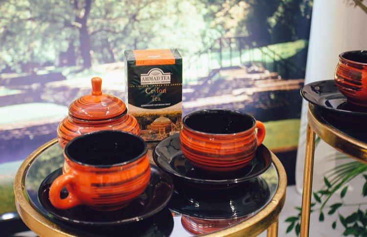 Чайное путешествие с Ahmad Tea: секреты купажей и гиперреализм