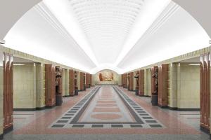 Имена московского метро: станция «Бауманская»