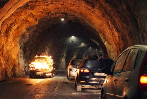 Туннель: Опасно для жизни - Фото №1