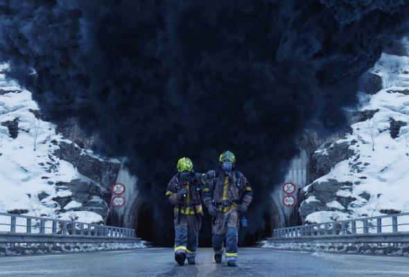 Туннель: Опасно для жизни - Фото №0