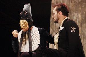 Рецензия на спектакль «Женщина-змея» в театре на Малой Бронной