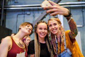 Тату-конвенция Tattoo Show пройдет в «Севкабель Порту»