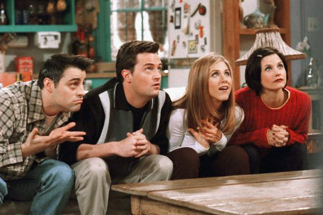 9 секретов сериала «Друзья», о которых вы могли не знать