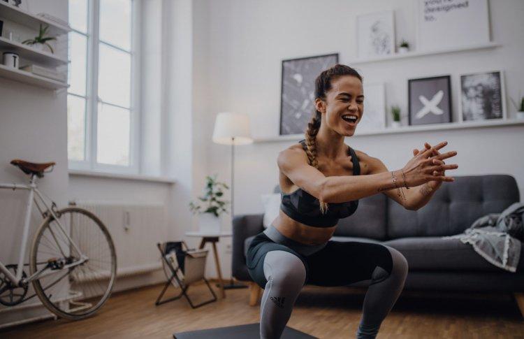 adidas запускает онлайн-тренировки