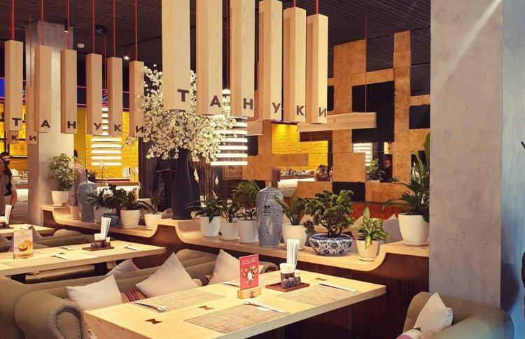 Ресторан «Тануки» открылся в Королеве