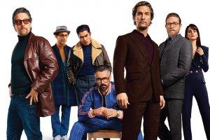 «Джентльмены» стали самым кассовым фильмом Ричи в России