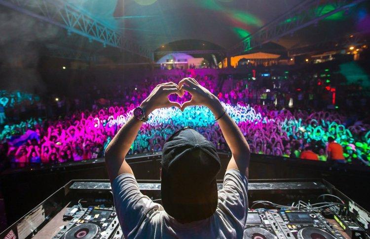 DJ Марафон «36.6» от Радио Record