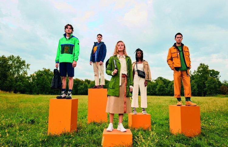 Timberland представил экологичные кроссовки из новой коллекции