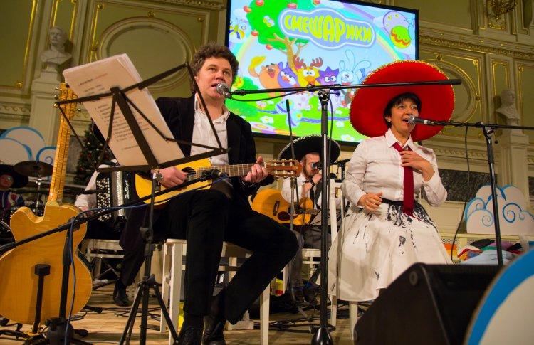 Яндекс.Эфир и Смешарики проведут онлайн-концерт для детей на карантине