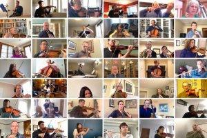 «Игра престолов», «Болеро» и рок-хиты: 9 виртуальных записей нашего времени