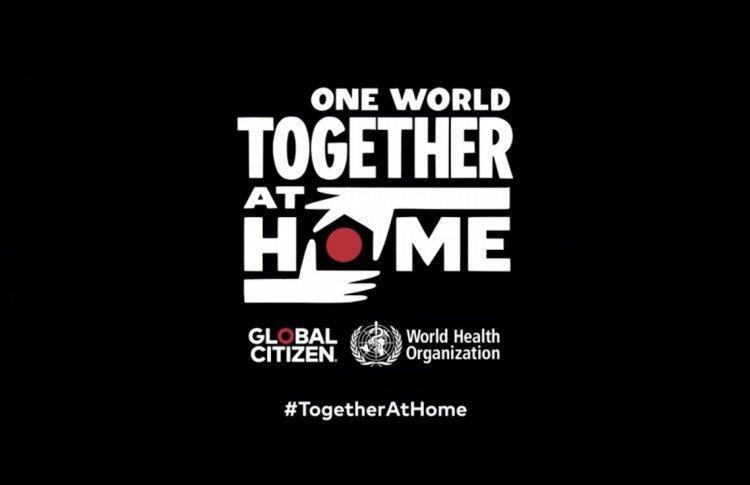В сети появился альбом концерта One World: Together at Home