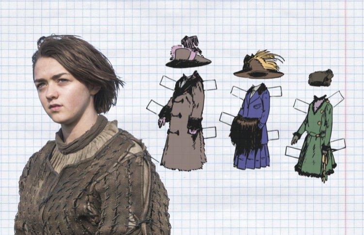 Мультисезонный костюм: о гардеробе популярных персонажей