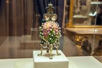 Те самые яйца в Музее Фаберже