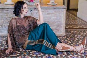 Карантинная апроприация: необычная одежда для дома родом из Азии