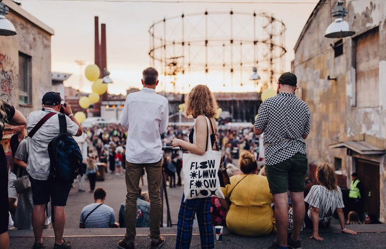 Flow Festival перенесен на 2021 год