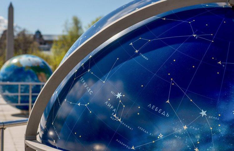 Московский Планетарий запустил программу по наблюдениям за звездным небом