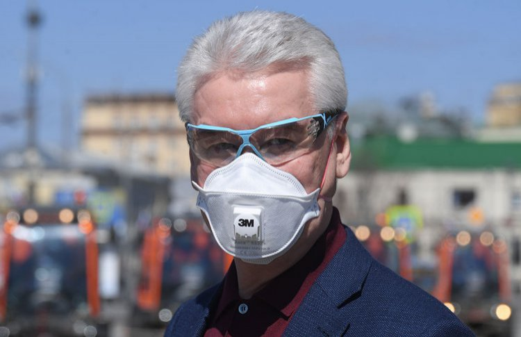 В Москве смягчили ограничения и изменили пропускную систему