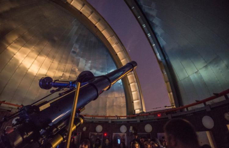 «Галилео»: Внутри Большой Обсерватории