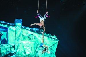 Cirque du Soleil покажет онлайн ледовые шоу