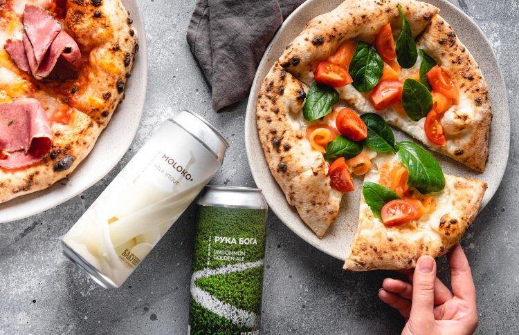 Stereo Pub & Pizza запустил вкусное предложение для читателей TimeOut