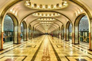 20 самых запоминающихся станций московского метро