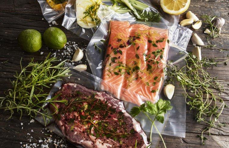 Барбекю нового уровня у вас дома: су-вид полуфабрикаты из мяса, рыбы и овощей от CulinaryOn