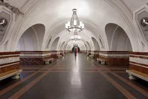 Имена московского метро: станция «Фрунзенская»