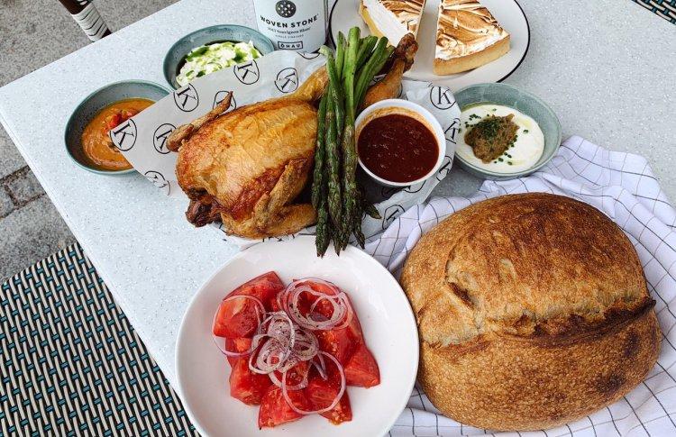 А что у нас на ужин? Средиземноморские блюда от Руслана Закирова
