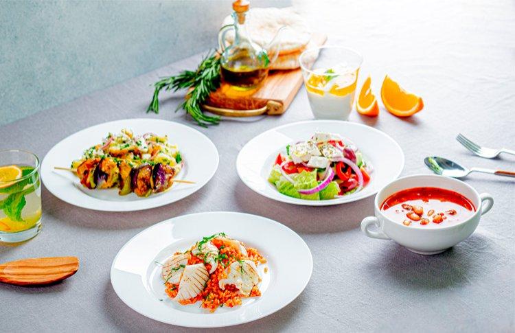 Сервис «ВкусВилл Готовит»: рационы правильного питания