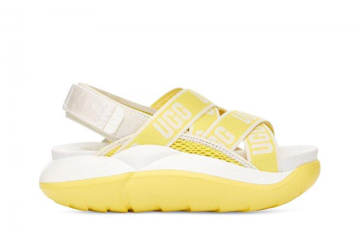 UGG переосмыслил сандалии и выпустил отличную мини-коллекцию