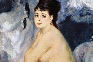 8 прекрасных обнаженных женщин в московских музеях