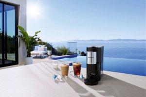 Кофе, влюбленный в лед: NESPRESSOпредставляетлетнюю коллекцию BARISTA CREATIONS для приготовления холодных кофейных коктейлей