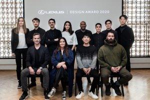 Гран-при LEXUS DESIGN AWARD 2020 состоится в онлайн-формате
