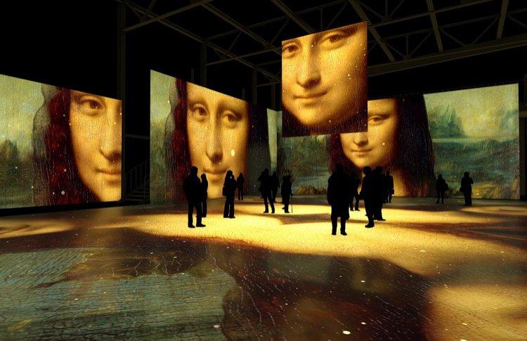 5 причин сходить на выставку «Леонардо да Винчи. Тайна гения» в Artplay