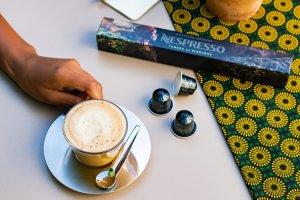 Редкие сорта кофе из Уганды, Колумбии и Зимбабве стали доступны благодаряNespresso