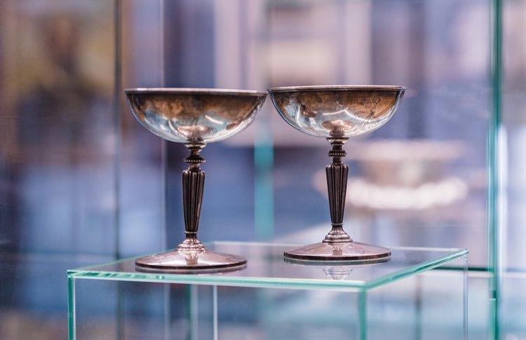 Русский винный дом Абрау-Дюрсо отмечает юбилейный год исторической выставкой в Москве