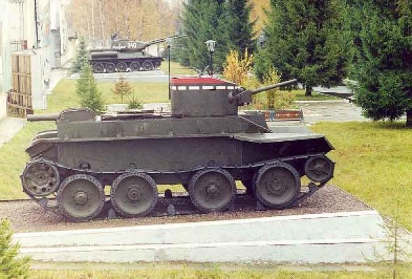 Военно-исторический музей бронетанкового вооружения и техники - Фото №1
